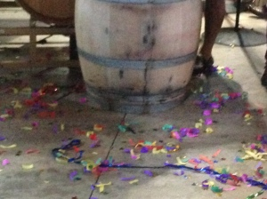 The final bids are posted, the confetti has flown, and another great barrel auction comes to a close.